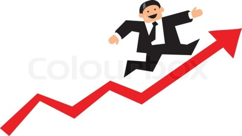 1175962-275451-funny-businessman-running-up-a-red-business-graph-arrow