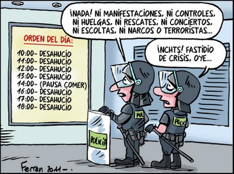 Crisis Eppana - Deshaucios
