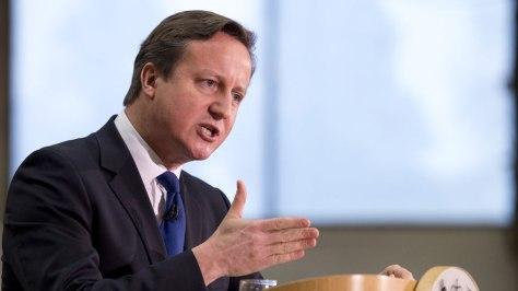 Cameron (Primer ministro Britanico)