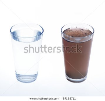 stock-photo-clean-and-dirty-water-in-drinking-glass-concept-87163711